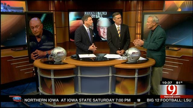 Coach Switzer Offering College Football Fans An Alternative Gameday Experience