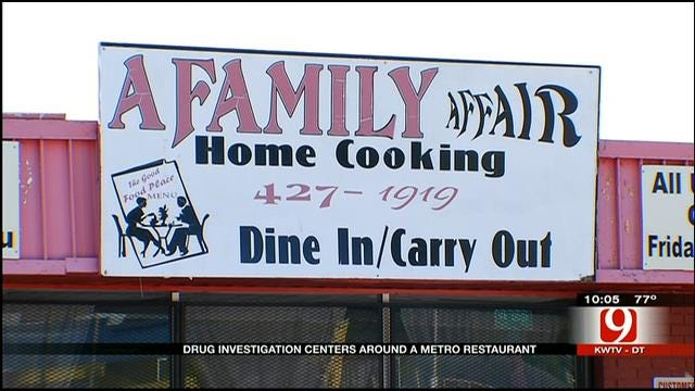 OKC Police Accuse Soul Food Restaurant Of Dishing Out Crack Cocaine