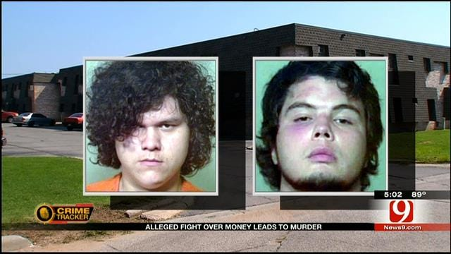 Police: Fight Over Money Led To Shooting Death Of Man In NW OKC