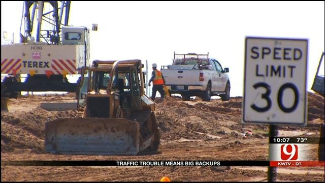 Construction Work Expected To Snarl Norman Traffic As School Begins