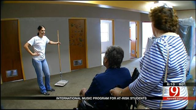 Music Program For At-Risk Youths Coming To OKC
