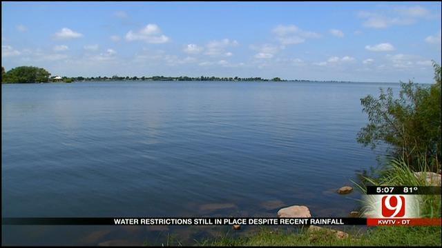 Despite Recent Rains, City Enforces Permanent Water Conservation Program