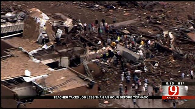 New Teacher Interviews On Day Of Tornado At Plaza Towers