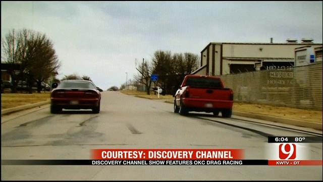 OKC Police Investigating Stars Of Discovery Channel Reality Show