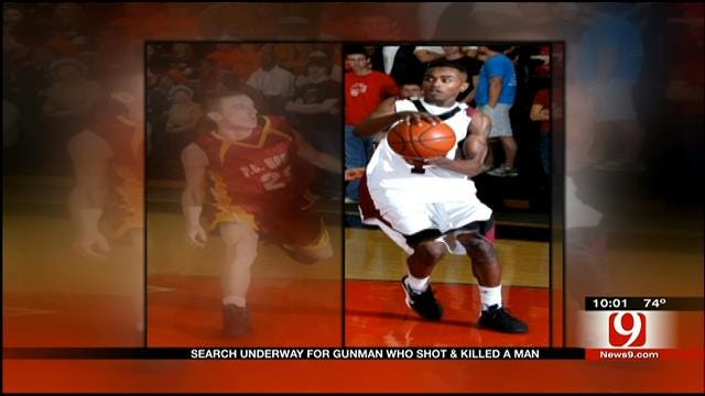 Former Edmond Memorial Basketball Star Shot To Death