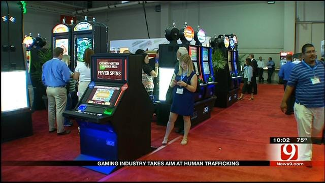 OK Indian Gaming Association Takes Aim At Human Trafficking Problem