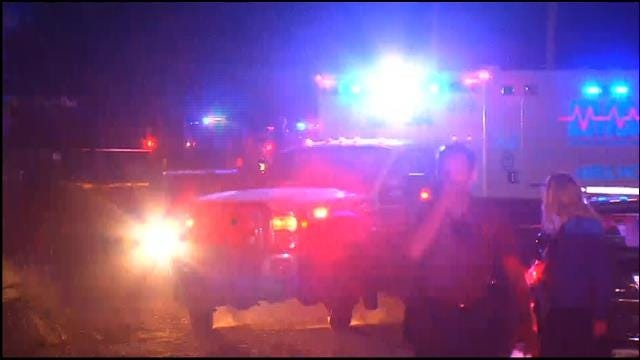 WEB EXTRA: Suspect Shot Following High-Speed Chase In SW OKC