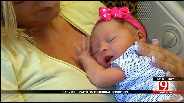 Oklahoma Mom Gives Birth to 'Miracle Baby'