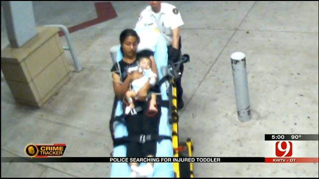 Police On The Lookout For Mother, Baby Who Disappeared From OKC Hospital
