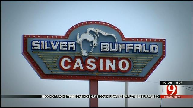 Another Apache Casino Shuts Down, Employees Left With Uncertainty