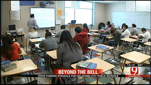 Beyond The Bell: State Funding Struggle For Oklahoma City Public Schools