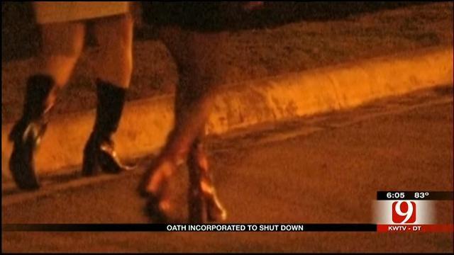 Oklahomans Against Trafficking Humans Shuts Down