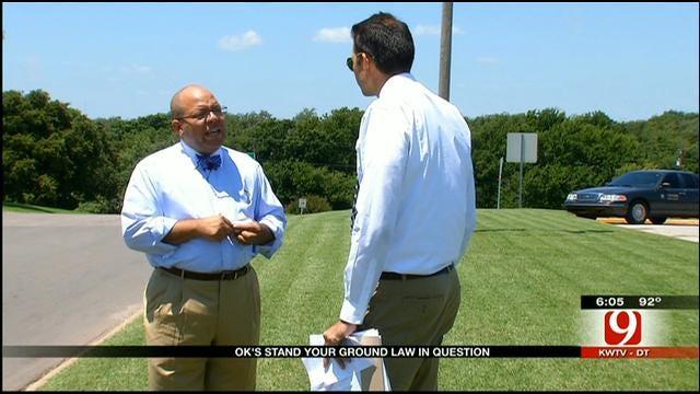 OK Lawmakers Debate Over 'Stand Your Ground' Law After Zimmerman Verdict