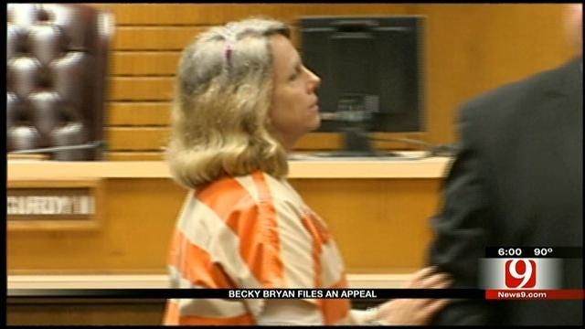 Becky Bryan Maintains Innocence In Shooting Death Of Husband