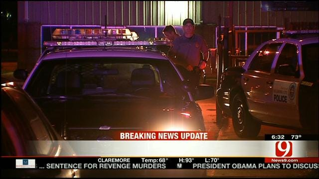 Man Killed In Double Shooting At North OKC Shooting
