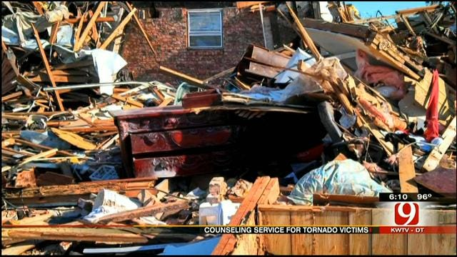 Free Counseling Available For Oklahoma Tornado Victims