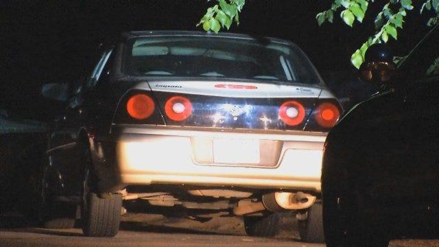 Witness Describes Scene After Shooting Outside NE OKC Bar