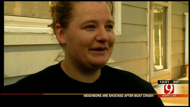 Neighbors Speak About Man Accused In Fatal Lake Eufaula Boat Crash