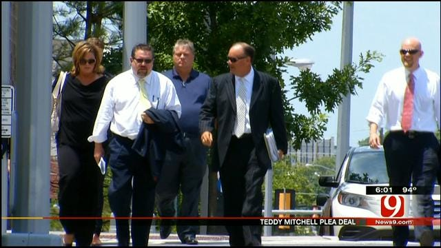 Teddy Mitchell Pleads Guilty To Illegal Gambling, Money Laundering Charges