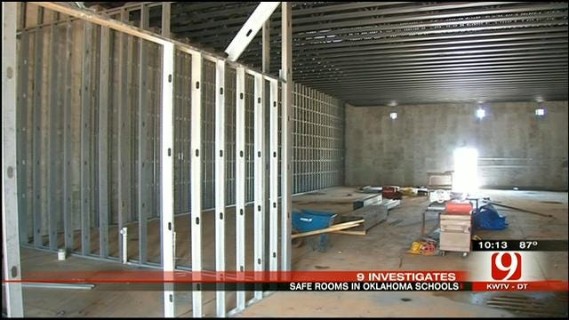 Putting A Safe Room In Every School -- Why Not Sooner?