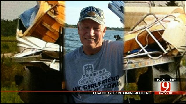 Driver In Lake Eufaula Boating Accident Considers Turning Self In