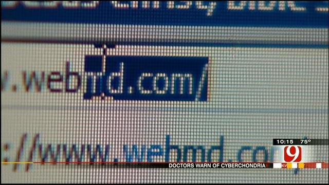 Are You A Cyberchondriac?