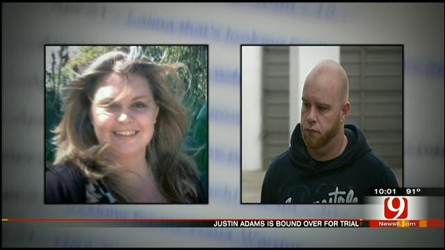 Justin Adams' Mom Accuses Prosecutors Of 'Playing Politics'
