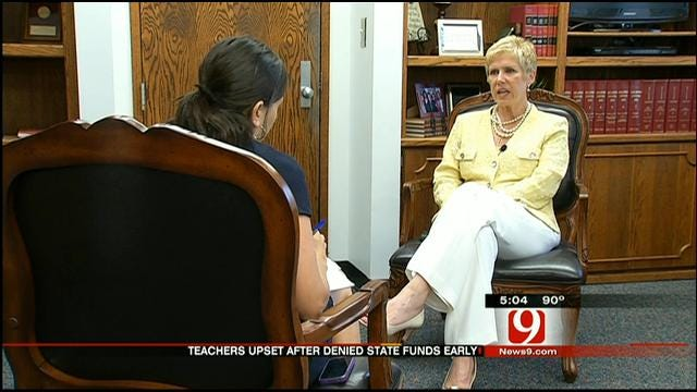 Moore Teachers: State Superintendent Denied Early Funds For Tornado Recovery