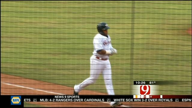RedHawks Pound Storm Chasers