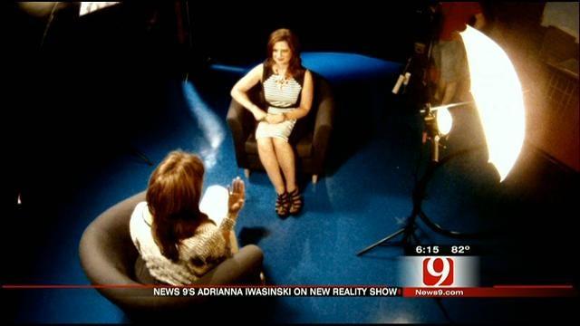 News 9's Adrianna Iwasinski Debuts In New Reality TV Show