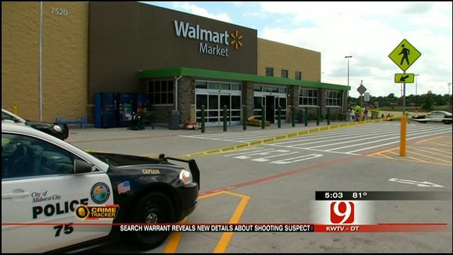 Suspect Mentioned Satanic Cult While Holding Toddler Hostage At MWC Walmart