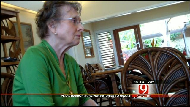Long-Awaited Homecoming At Pearl Harbor For Woman With Ties To News 9