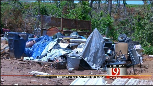 Oklahoma Tornado Victims Face More Hurdles Trying To Rebuild