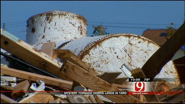 Mystery Tornado Debris Sparks Removal Questions