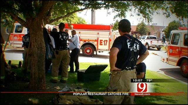 OCFD Investigates Shack Restaurant Fire Cause, Spark Location