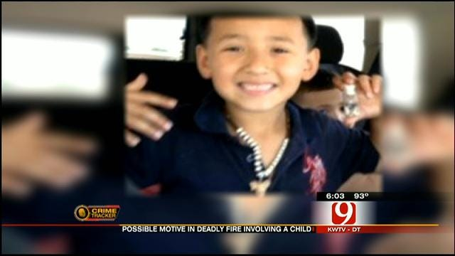 New Details In Death Of OKC Boy Left Home Alone, Killed In Fire