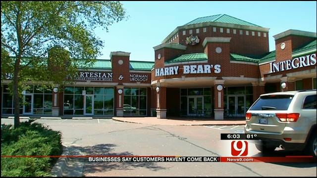 Moore Businesses Struggle For Customers After Tornado