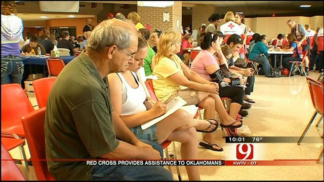 Some Wonder Destination Of OK Tornado Relief Donations