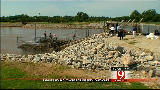 Man Pulled From OK River Believed To Be Flash Flood Victim