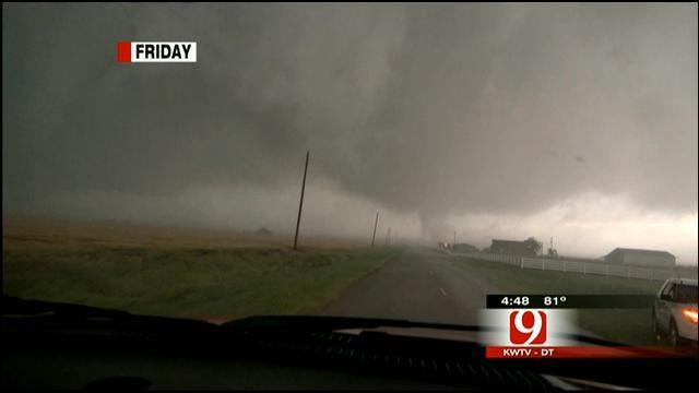 A Closer Look At El Reno's Record-Breaking EF-5 Tornado