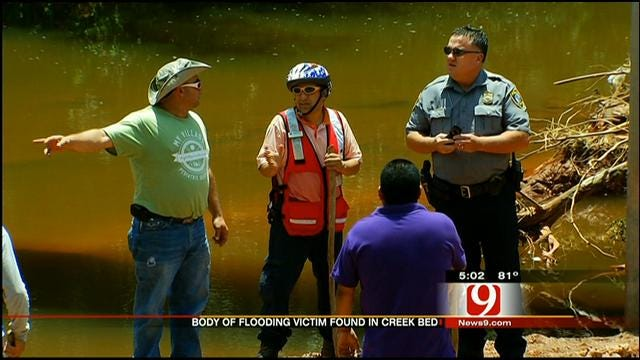 Search To Continue For Seventh Family Member Lost In Floodwaters