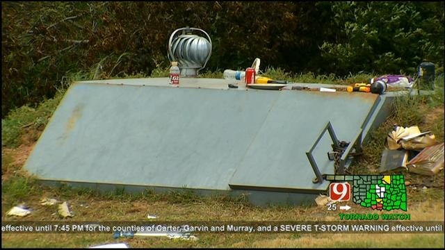 Little Axe Residents Talk Road To Recovery