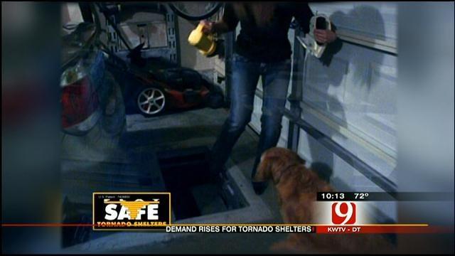 Storm Shelter Sales Soar In Oklahoma Following Tornado Outbreak