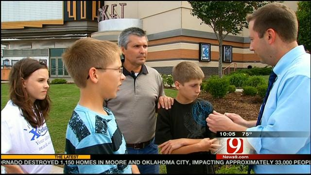 Norman Pastor In Right Place At Right Time During Deadly Storm
