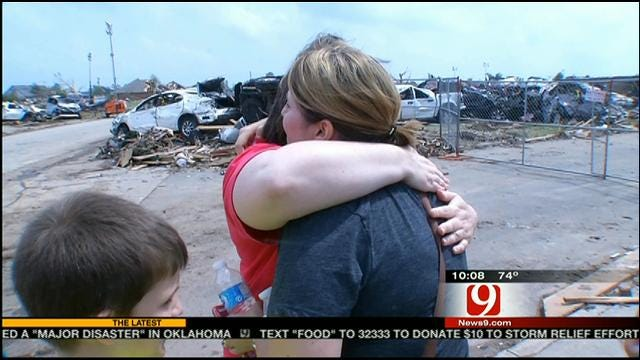 Briarwood Elementary Teacher Recalls Tornado Survival Story