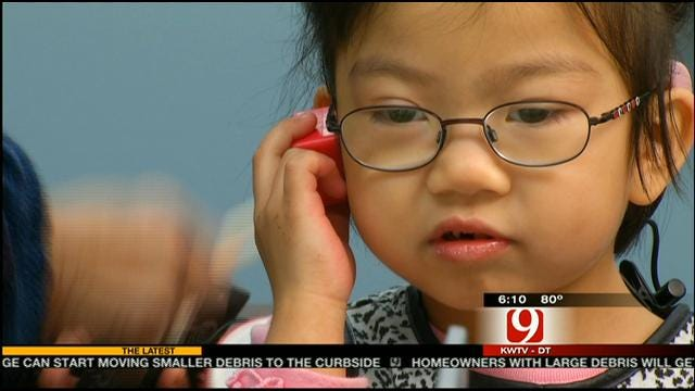 Cochlear Device Survives Tornado, Allows Girl To Hear