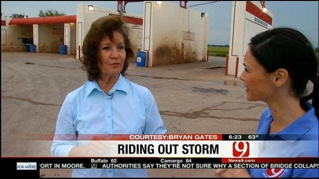 News 9 Anchor Bobbie Miller's Mom Shares Tornado Survival Story