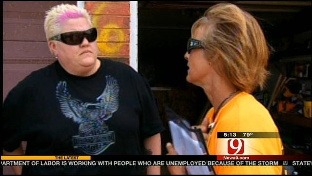 Tornado Victims Given Insurance Claims Advice