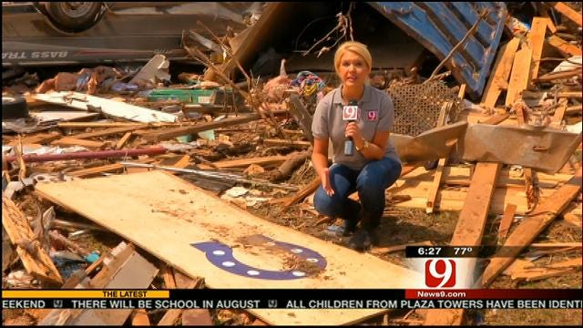 Newcastle Families Recovering After Devastating Tornado