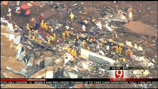 OK Insurance Commissioner John Doak Addresses Moore Relief Efforts